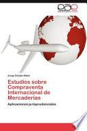 libro Estudios Sobre Compraventa Internacional De Mercaderías