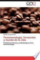 libro Fenomenología, Formación Y Mundo De La Vid