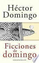 libro Ficciones De Domingo
