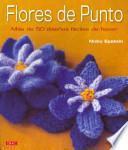libro Flores De Punto