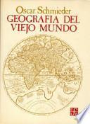 libro Geografía Del Viejo Mundo