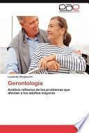 libro Gerontología