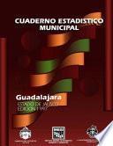 libro Guadalajara Estado De Jalisco. Cuaderno Estadístico Municipal 1997