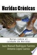 libro Heridas Cronicas