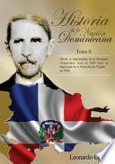 libro Historia De La Nacion Dominicana, Tomo 2