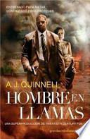 libro Hombre En Llamas