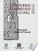 libro Huamantla Estado De Tlaxcala. Cuaderno Estadístico Municipal 1998