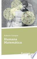 libro Humana Matematica