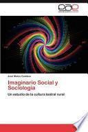 libro Imaginario Social Y Sociologí
