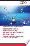 libro Importancia De La Modificación De Almidones En Sistemas Alimenticios