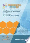 libro InnovagogÍa 2018 Iv Congreso Internacional Sobre Innovación Pedagógica Y Praxis Educativa.