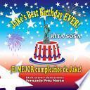 libro Jake S Best Birthday, Ever! * ¡el Mejor Cumpleaños De Jake!