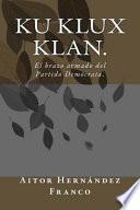 libro Ku Klux Klan