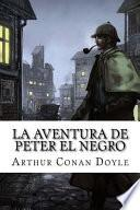 libro La Aventura De Peter El Negro