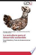 libro La Avicultura Para El Desarrollo Sostenible