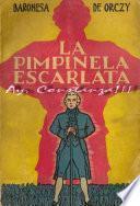 libro La Pimpinela Escarlata