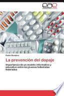 libro La Prevención Del Dopaje