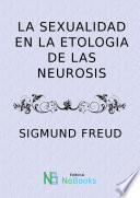 libro La Sexualidad En La Etiologa De Las Neurosis