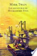 libro Las Aventuras De Huckleberry Finn
