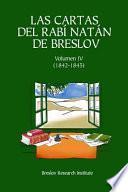 libro Las Cartas Del Rabí Natán De Breslov - Vol. Iv