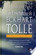 libro Las Enseñanzas De Eckhart Tolle