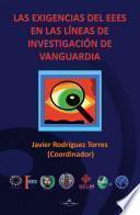 libro Las Exigencias Del Eees En Las Líneas De Investigación De Vanguardia