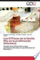 libro Las Gtpasas De La Familia Rho En La Proliferación Linfocitaria