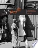 libro Ley Y Foro 2014