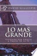 libro Lo Mas Grande