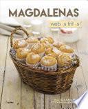 libro Magdalenas. Webos Fritos