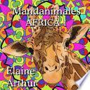 libro Mandanimales Africa 1