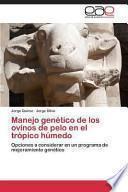 libro Manejo Genético De Los Ovinos De Pelo En El Trópico Húmedo