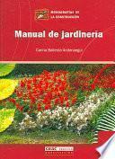 libro Manual De Jardinería