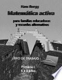 libro Matemática Activa Para Familias Educadoras Y Escuelas Alternativas
