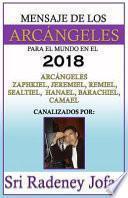 libro Mensaje De Los Arcangeles Para El Mundo En El 2018