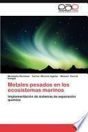 libro Metales Pesados En Los Ecosistemas Marinos