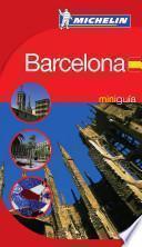 libro Mini Guía Barcelona