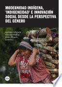 libro Modernidad Indígena, Indigeneidad E Innovación Social Desde La Perspectiva Del Género (ebook)