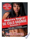 libro Mujeres Negras De Culo Grande Volumen 2