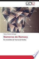 libro Números De Ramsey