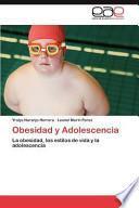 libro Obesidad Y Adolescenci