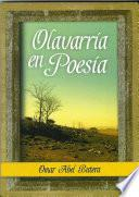 libro Olavarría En Poesía