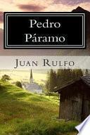 libro Pedro Páramo