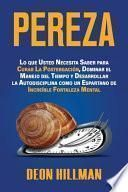 libro Pereza