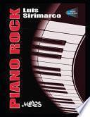 libro Piano Rock