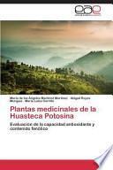 libro Plantas Medicinales De La Huasteca Potosina