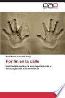 libro Por Fin En La Calle