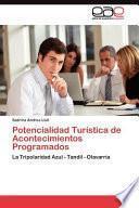 libro Potencialidad Turística De Acontecimientos Programados