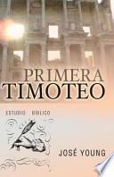 libro Primera Timoteo
