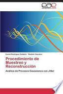 libro Procedimiento De Muestreo Y Reconstrucción